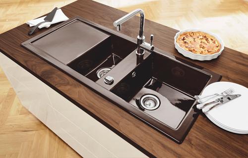 håndvask køkken Ny køkkenvask til venstrehåndede   bygogbolig håndvask køkken