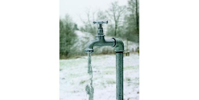 Fantastisk Frostsikring af vandrør - bygogbolig IR98