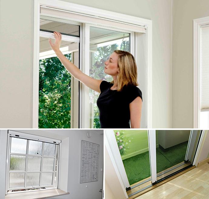 Alle nye Pollennet til døre, vinduer og porte - bygogbolig YJ16