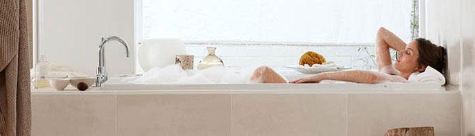 Alle nye Ifö Acrylic badekar til indmuring - bygogbolig ZO88
