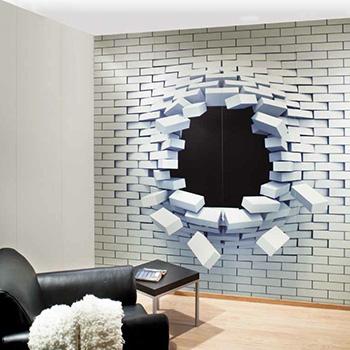 hul i væggen