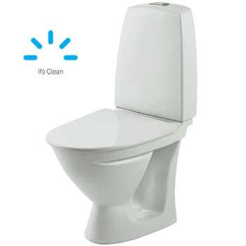 Toilettet til det lille rum - bygogbolig
