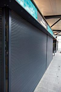 Butikssikring i WestMarket i København