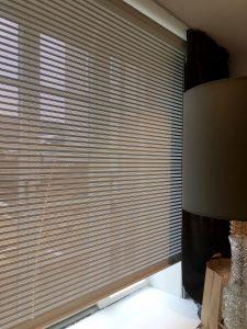 Indbrudssikring af privat bolig med SafeRoller på vinduerne.